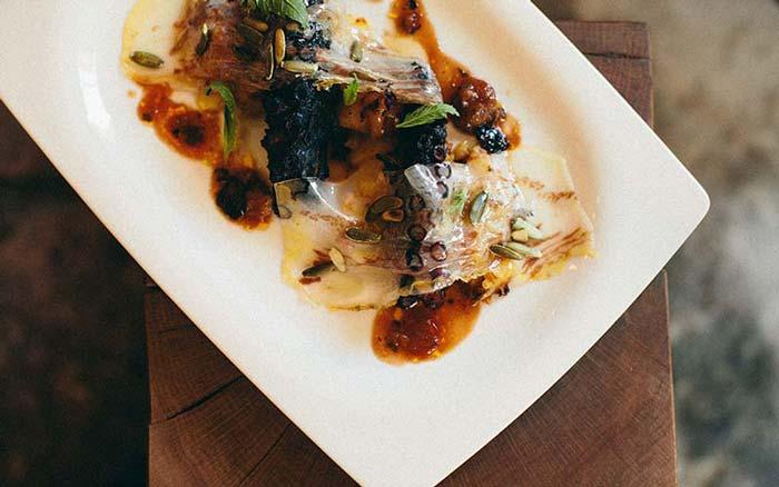 Comer en Oaxaca
